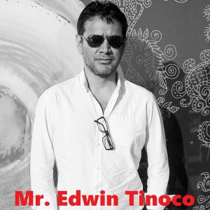 EDWIN TINOCO tu i teraz